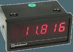 display til laser afstandsmåler