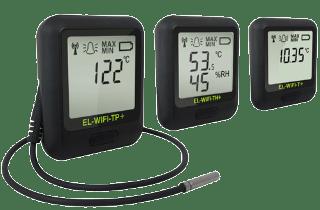 WiFi temperaturloggere serien