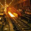 Laserafstandsmåling stålindustri