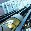 Laserafstandsmåling elevator