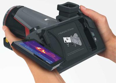 C serie termografikamera