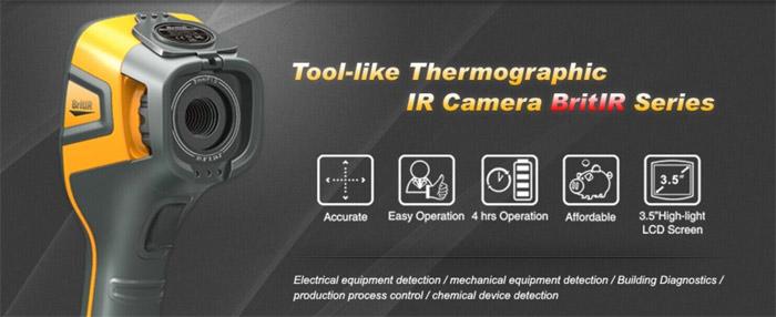 tool like termografikamera