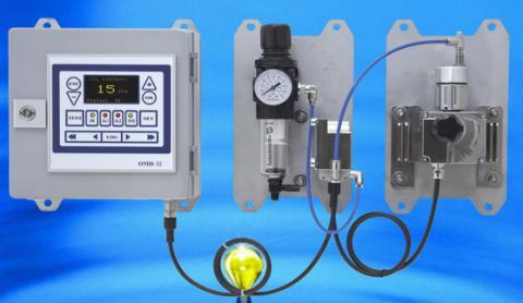 Deckma OMD-32A til måling af olie i kedelkondensat