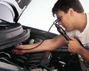 fleksibel endoskop til bil