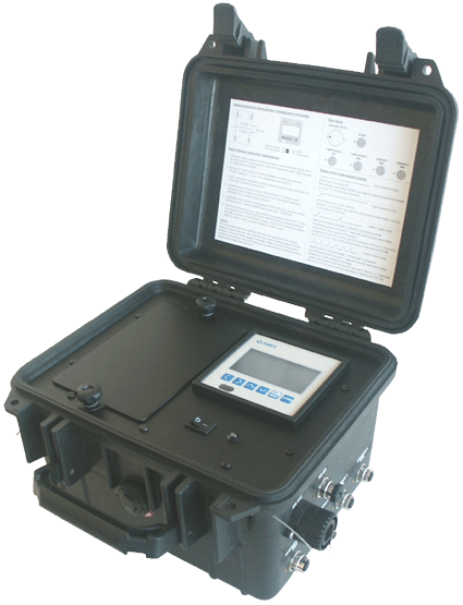 multicon cmc datalogger i flightcase