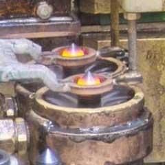 pyrometer til induktions opvarmning