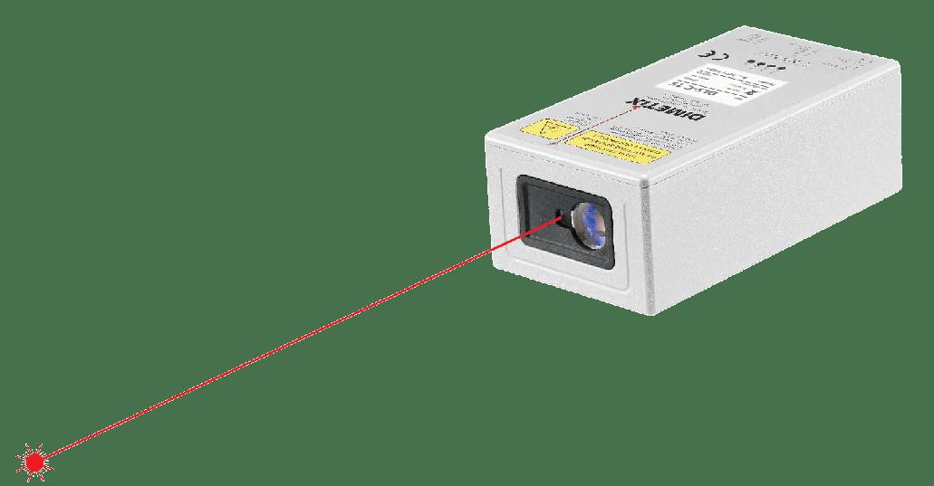 laser afstandsmåler