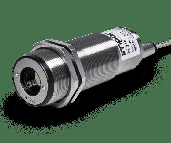 Serie 210 pyrometer stationær infrarød temperaturmåler