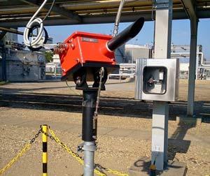 E2T temperaturmåler til olie industrien