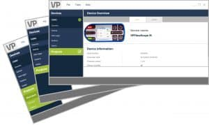VP studio PC software