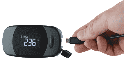 Bluetooth datalogger