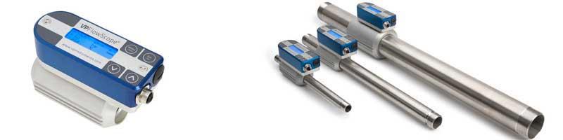 Flowmeter til trykluft
